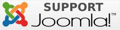 支援Joomla!
